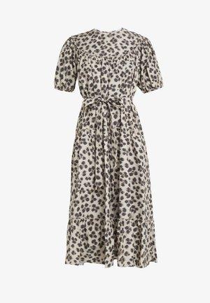REGO - Sukienka letnia - leopard