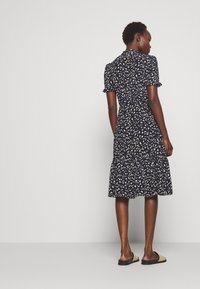 LK Bennett - DR MIA - Shirt dress - midnight/ macademia - 2