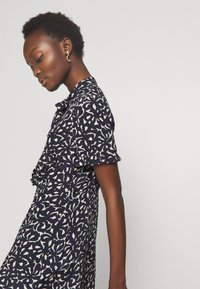 LK Bennett - DR MIA - Shirt dress - midnight/ macademia - 3