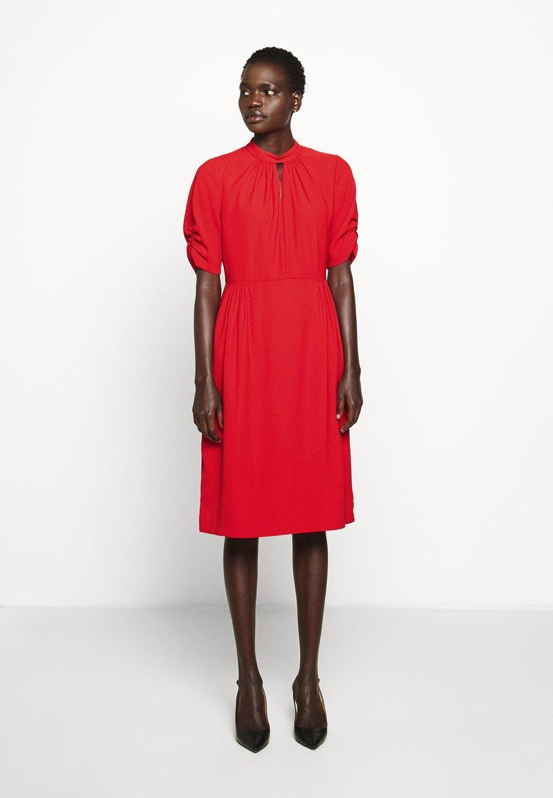 LK Bennett - VERONIQUE - Day dress - bauhaus red