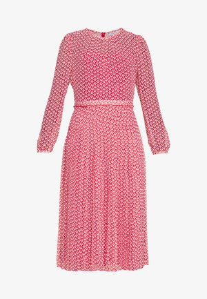 AVERY - Day dress - red