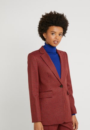 INGRID - Blazer - orange/pink