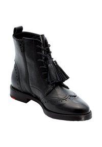 Lloyd - MIT QUASTEN - Lace-up ankle boots - black - 2