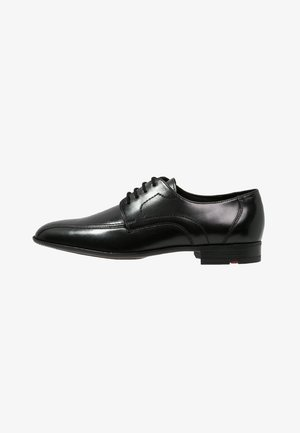 GAMON - Smart lace-ups - schwarz