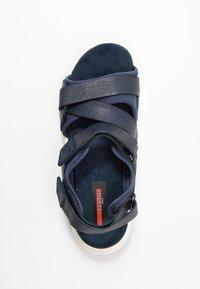 Lloyd - ELAY - Chodecké sandály - marine blue - 1