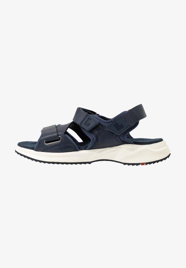 ELAY - Walking sandals - marine blue