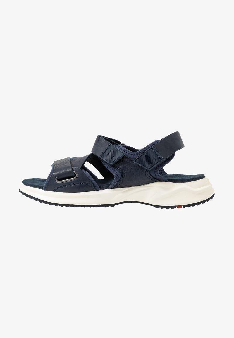 Lloyd - ELAY - Chodecké sandály - marine blue
