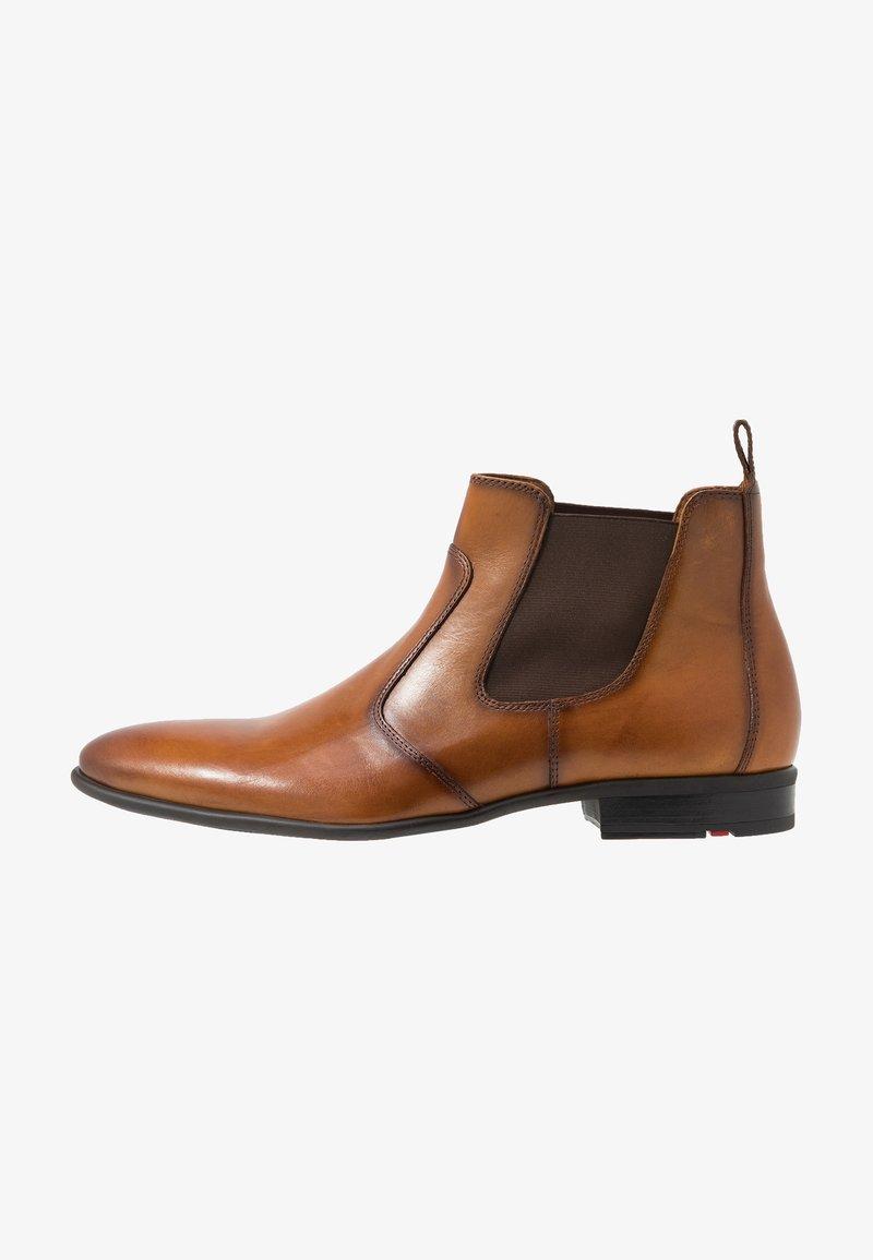 Lloyd - NOVELLO - Classic ankle boots - cognac