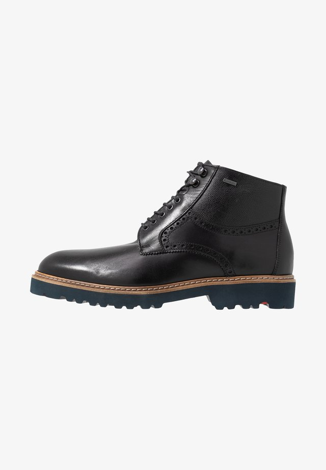 VILLOD - Bottines à lacets - schwarz