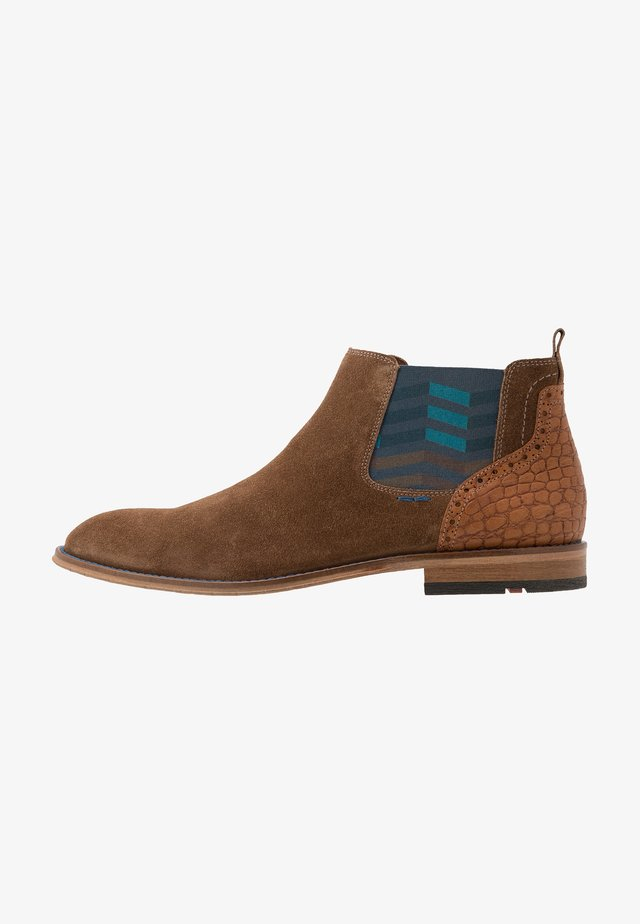 HOBSON - Bottines - malt/cognac