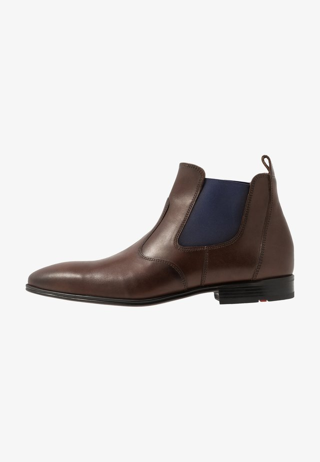 MALTON - Classic ankle boots - cigar