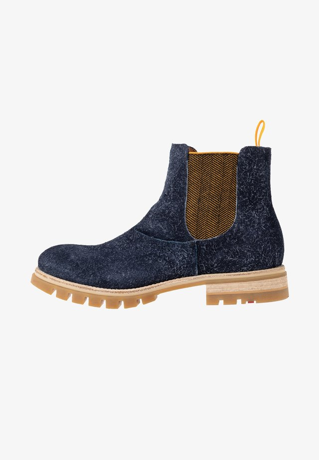 FLETCHER - Classic ankle boots - ocean