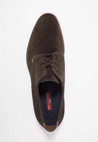 Lloyd - ODER - Business sko - sepia/nougat - 1