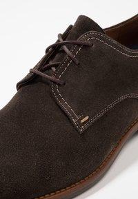 Lloyd - ODER - Business sko - sepia/nougat - 5