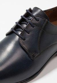 Lloyd - MANON - Smart lace-ups - pacific - 5