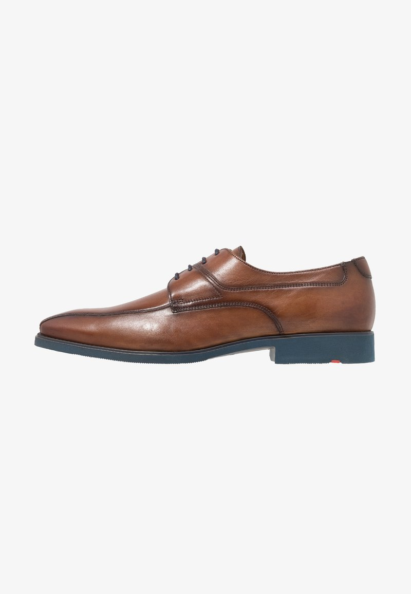 Lloyd - GRADY - Smart lace-ups - cognac