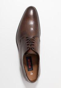 Lloyd - NIK - Klassiset nauhakengät - dark brown - 1