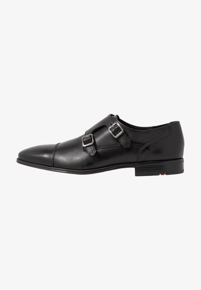 MAILAND - Business loafers - schwarz