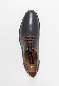 Lloyd - DETROIT - Sznurowane obuwie sportowe - ocean - 1