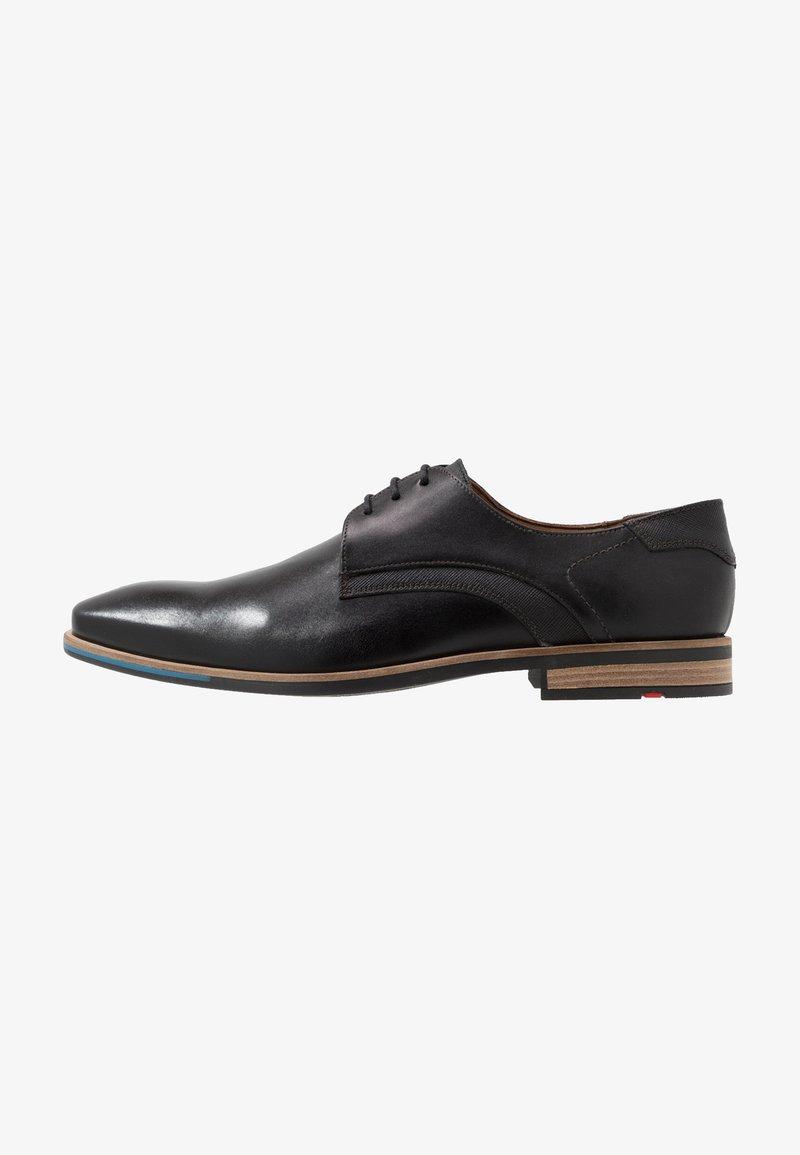 Lloyd - LAPAZ - Elegantní šněrovací boty - schwarz