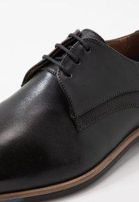 Lloyd - LAPAZ - Elegantní šněrovací boty - schwarz - 5