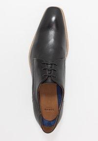 Lloyd - LAPAZ - Elegantní šněrovací boty - schwarz - 1