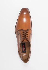 Lloyd - PADOS - Smart lace-ups - saffron - 1