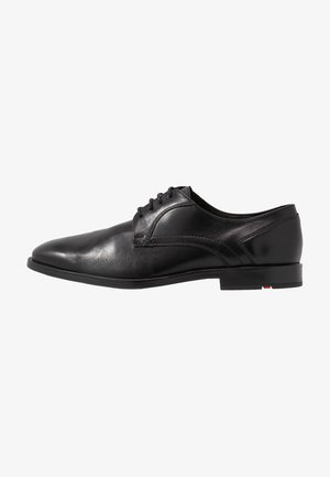 LYRA - Smart lace-ups - schwarz