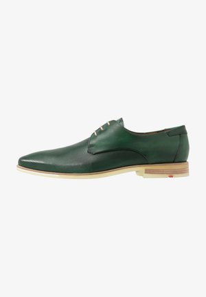 FELTON - Lace-ups - dark green
