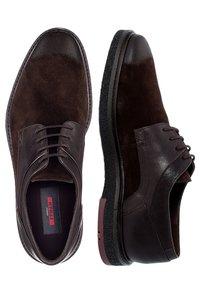 Lloyd - FALK - Casual lace-ups - brown - 1