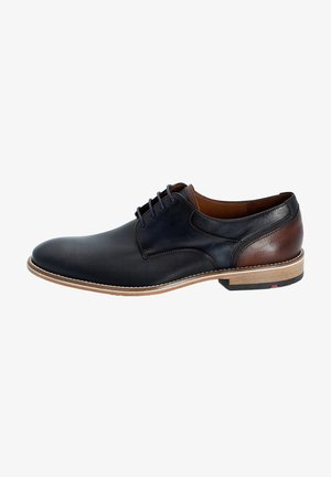 GIORGIO - Smart lace-ups - blue