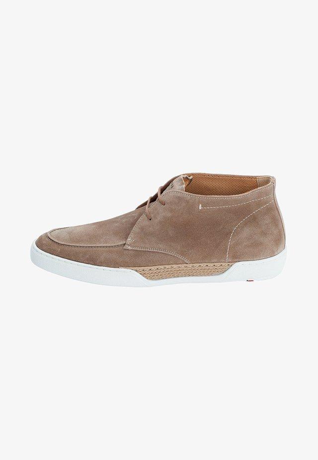 JAY - Sportieve veterschoenen - brown
