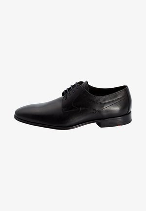 MADISON - Smart lace-ups - black