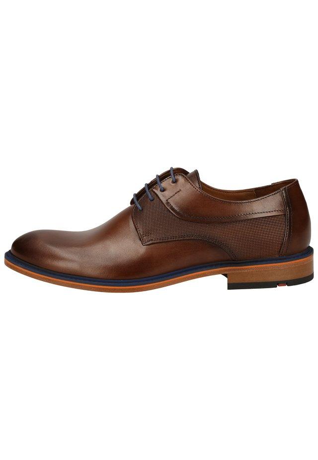 LLOYD BUSINESSSCHUHE - Eleganckie buty - brown