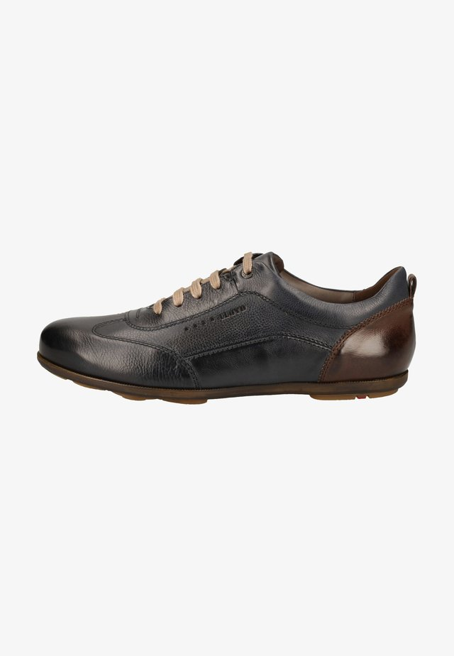 Derbies - midnight/ebony 13