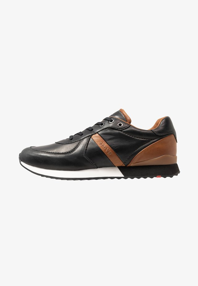 EARLAND - Sneaker low - black/new nature