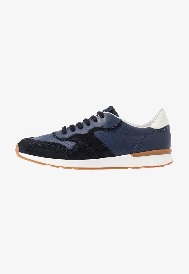 ANTERO - Sneaker low - pilot/blue/bianco