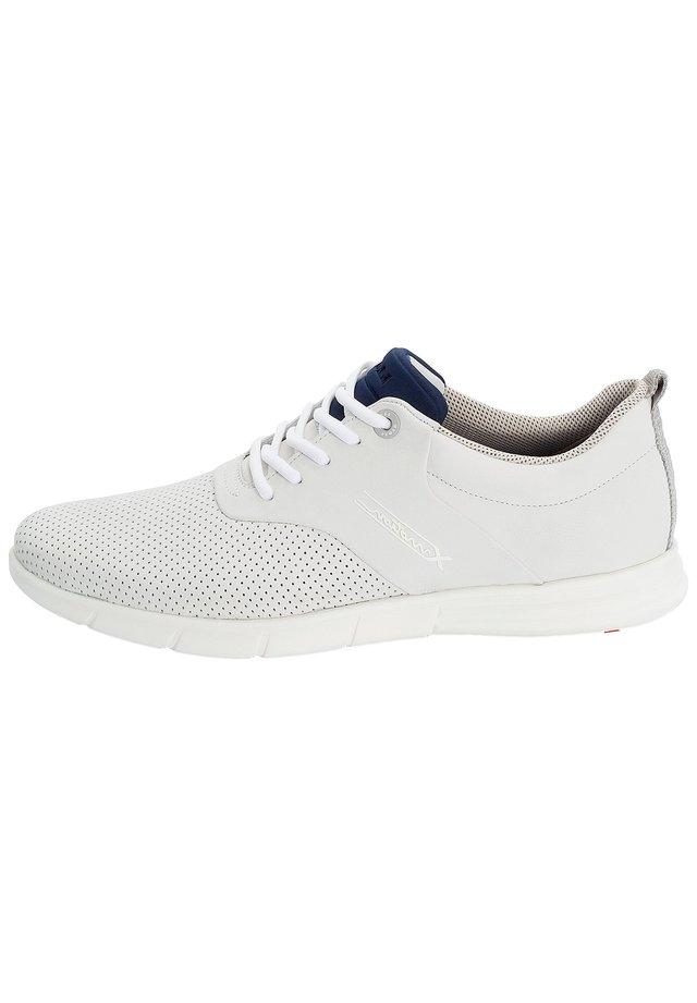 SNEAKER MARIO - Sneakers laag - schwarz