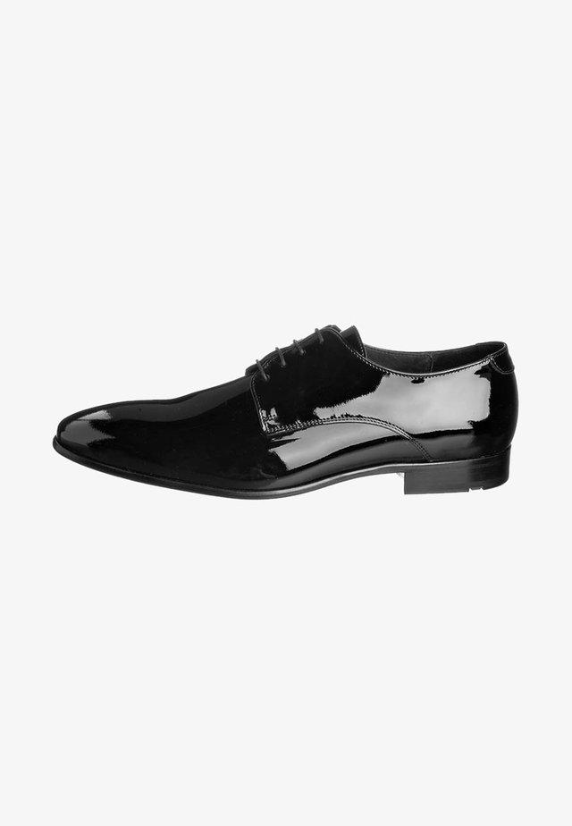 JEREZ - Smart lace-ups - schwarz