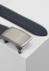 Lloyd Men's Belts - Pasek - navy - 2