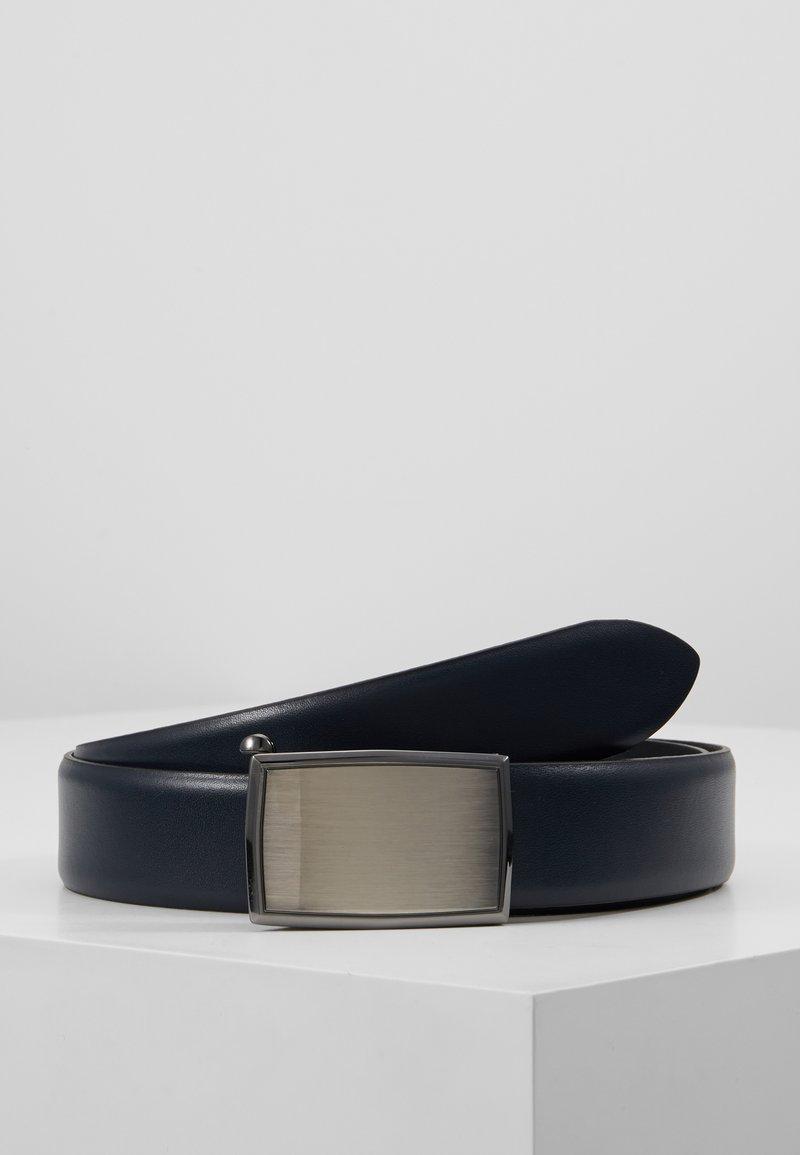 Lloyd Men's Belts - Pasek - navy