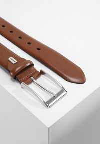 Lloyd Men's Belts - REGULAR - Pasek - cognac