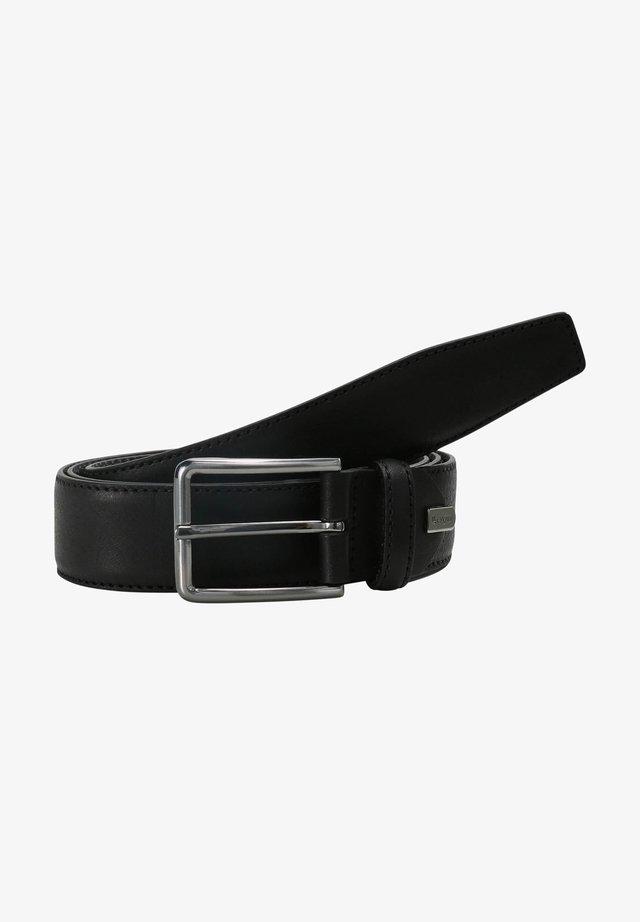 SHORTENABLE - Belt business - black