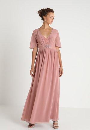 Suknia balowa - apricot