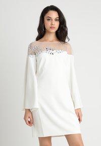 Little Mistress - Robe de soirée - white - 0