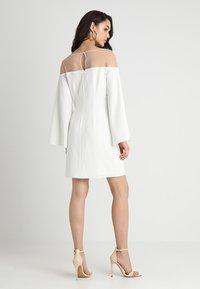 Little Mistress - Robe de soirée - white - 2
