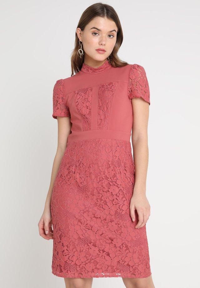 Cocktailkleid/festliches Kleid - terracotta
