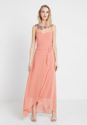 Společenské šaty - desert flower