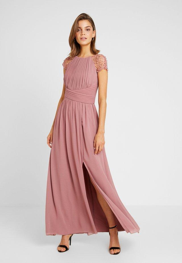 Festklänning - rosette