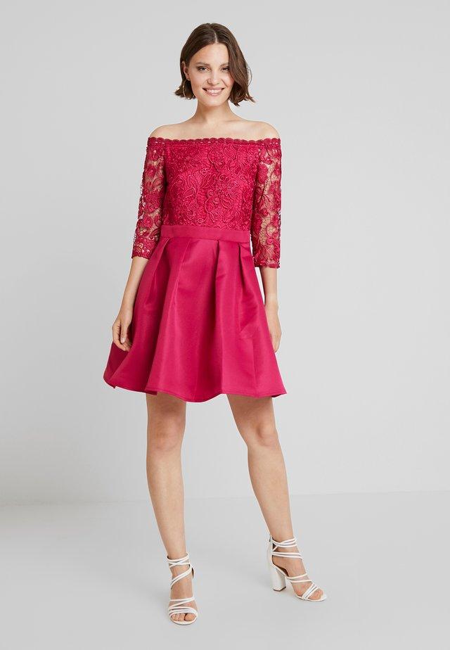 Cocktailkleid/festliches Kleid - hot pink